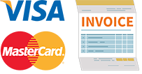 Credit Card / Invoice logo