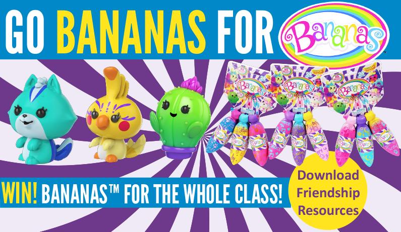 Go Bananas for Bananas!