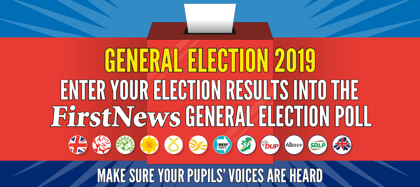 Give Your Pupils a Voice in Our Junior General Election