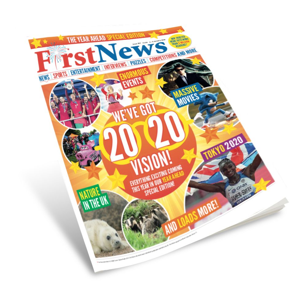 First News 2020 Vision Special Edition
