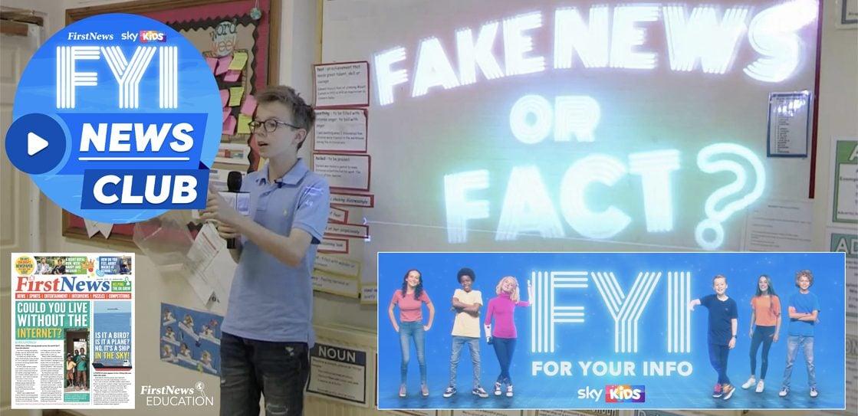 FYI News Club @ Your School