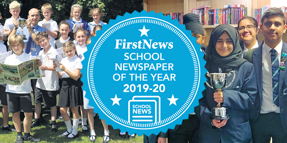 School Newspaper of The Year Competition