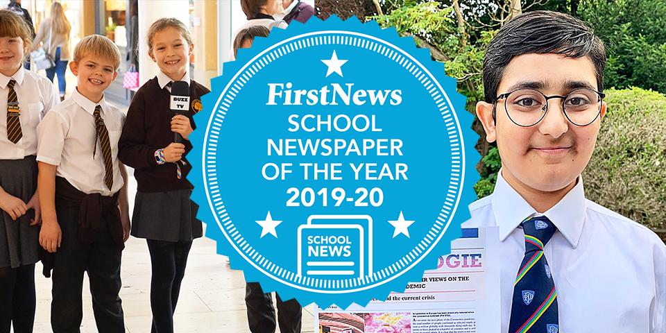School Newspaper of The Year Winners
