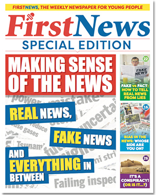 First News Special Edition on Fake News